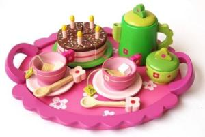 Brickser - Birthday Tea Party