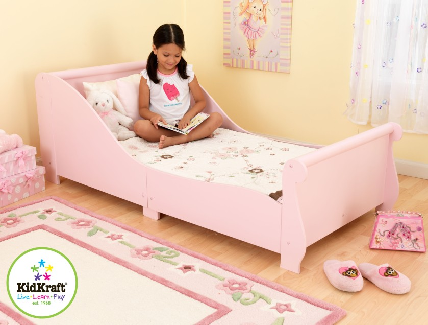86730_PinkSleighBed_ 021