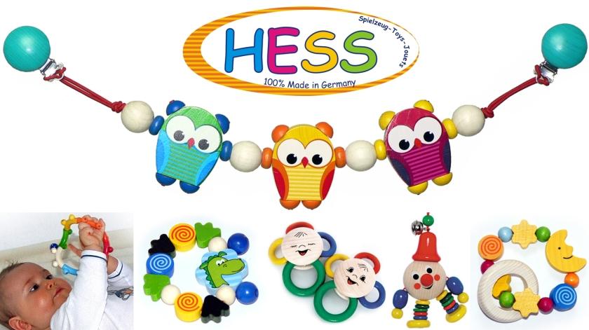 Hess leksaker