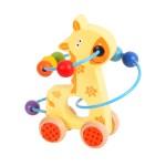 Giraff på hjul med kulram