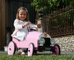 1942 classic rose enfant