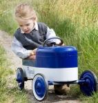 voiture-a-pedales-style-riverside-bleu-blanc