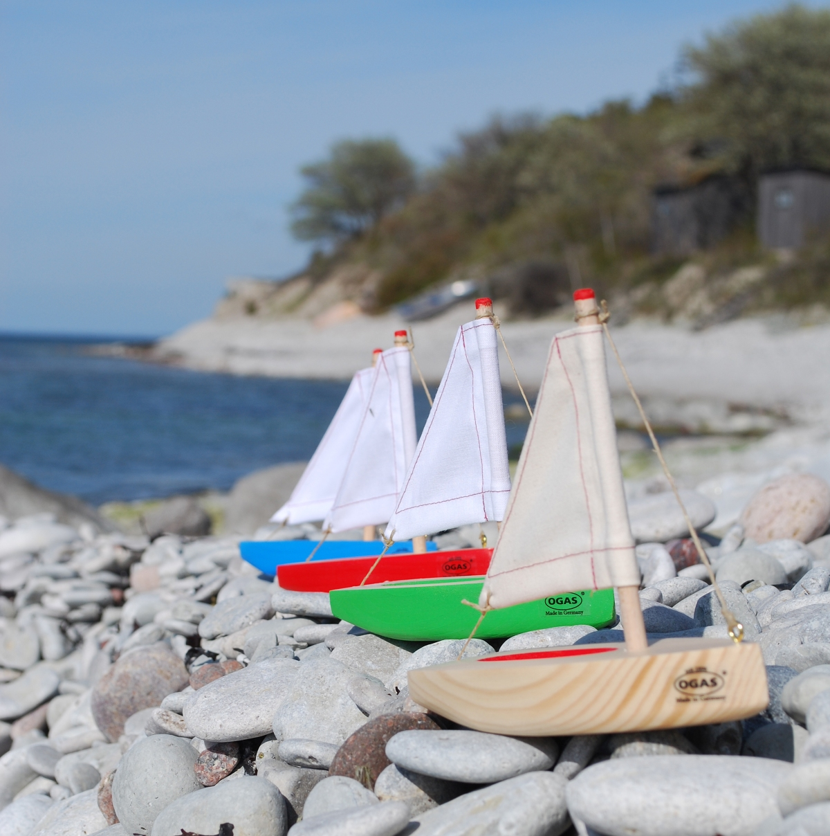 Sommarens segelskepp