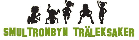 Smultronbyn Träleksaker logo